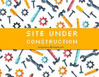 Site Under Construction Vector Pack