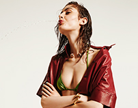Elle Italy - Swimsuit 14
