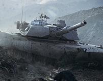 Armored Warfare - Tank Trio