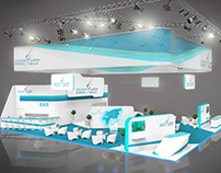 Dolphin Energy expo stand 2015