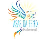 Logo Asas da Fenix - Brazil