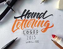Hand Lettering Logos Vol.2