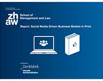 Report: Social Media Driven Business Models in Print