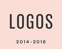 Sélection de logos (2014–2016)