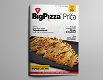 BigPizza Story | Magazine design