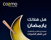 The advent of Ramadan