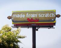 Bojangles' 2012 Billboard Campaign