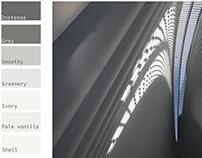 Fabric Print Development for PARSONS School of Design