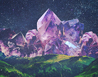 Take Me To Somewhere New : Amethyst Mountains