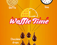 Waffle Time / Branding Identity