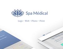 Spa Médical - Web & Identité