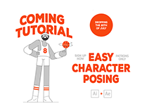 Coming Tutorial: Easy Character Posing