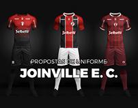 SOCCER KIT // Joinville Esporte Clube