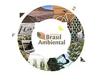 Identidade visual e peças | 14º Prêmio Brasil Ambiental