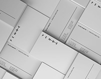 Vertical and Horizontal Business Cards Mockup