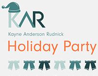 KAR Holiday Party 2016