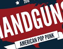 Handguns // America