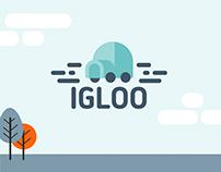 IGLOO - Webdesign & Identity