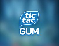 TIC TAC GUM - Billboard