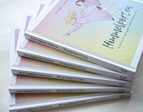 "Illustrations for ""Himmelporten"" by Guri H. Haslerud"
