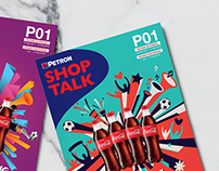 Petron Shoptalk Covers