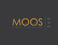 MOOS Video Production | Brand Identity Design