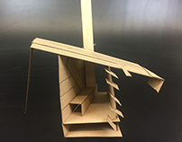 Nonrepresentational Birdhouse