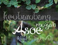 Kuwekie Natural Font