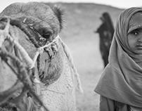 Bedouin Life.