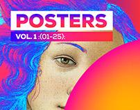 The.exp.exp :: Random Posters - Vol. 1::