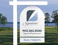 Signature Properties identity