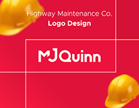 MJQuinn Highway Maintenance Co. | Logo