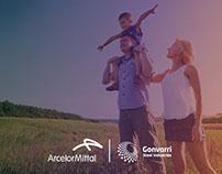 Festa de fim de ano para a ArcelorMittal e Gonvarri