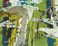 Ab origene Принты для текстильной коллекции