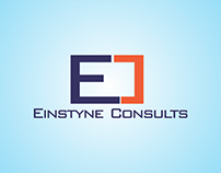 Logo Design For EINSTYNE CONSULTS