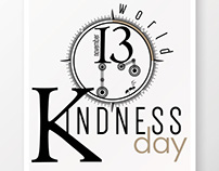 LOGO DESIGN - Kindness day