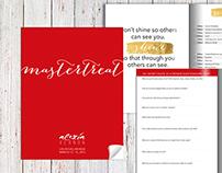 Retreat Workbook Design