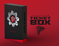 Falcons 19 Season Ticket Box