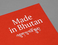 Made in Bhutan