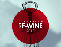 re-wine poster