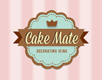 Cake Mate Decorating Icing