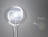 breath | The Glass Lamp