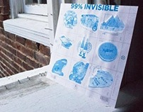 99% Invisible Stamps