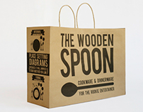 Packaging Design: Shopping Bag