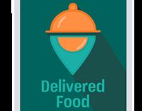 Delivered Food movil app