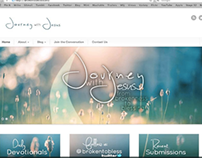 Blog Website for a Church