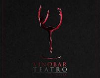 Imagen Corporativa Vino Bar Teatro Sanchez Aguilar