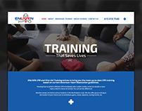 Website Design - Enliven CPR