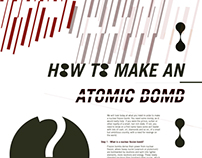How to make a nuke