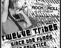 Flyer: Twelve Tribes